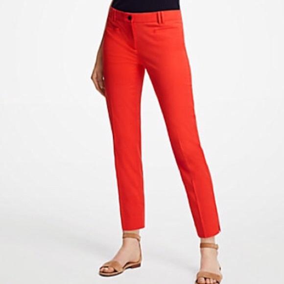 """Ann Taylor Pants - Crop Pants """" Curvy Pants"""""""